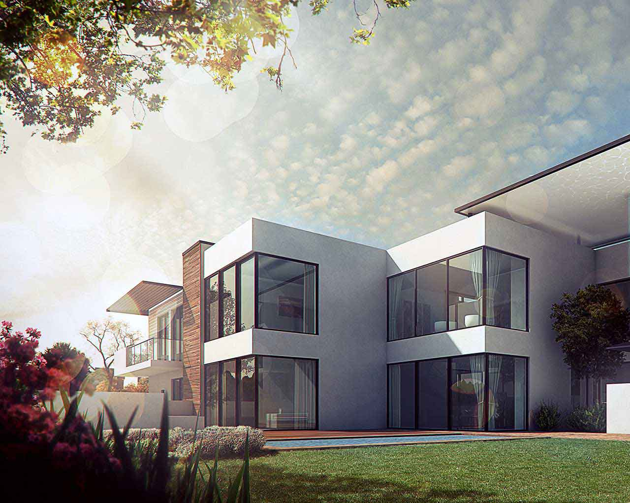 Architectural visualisation and creative CGI production